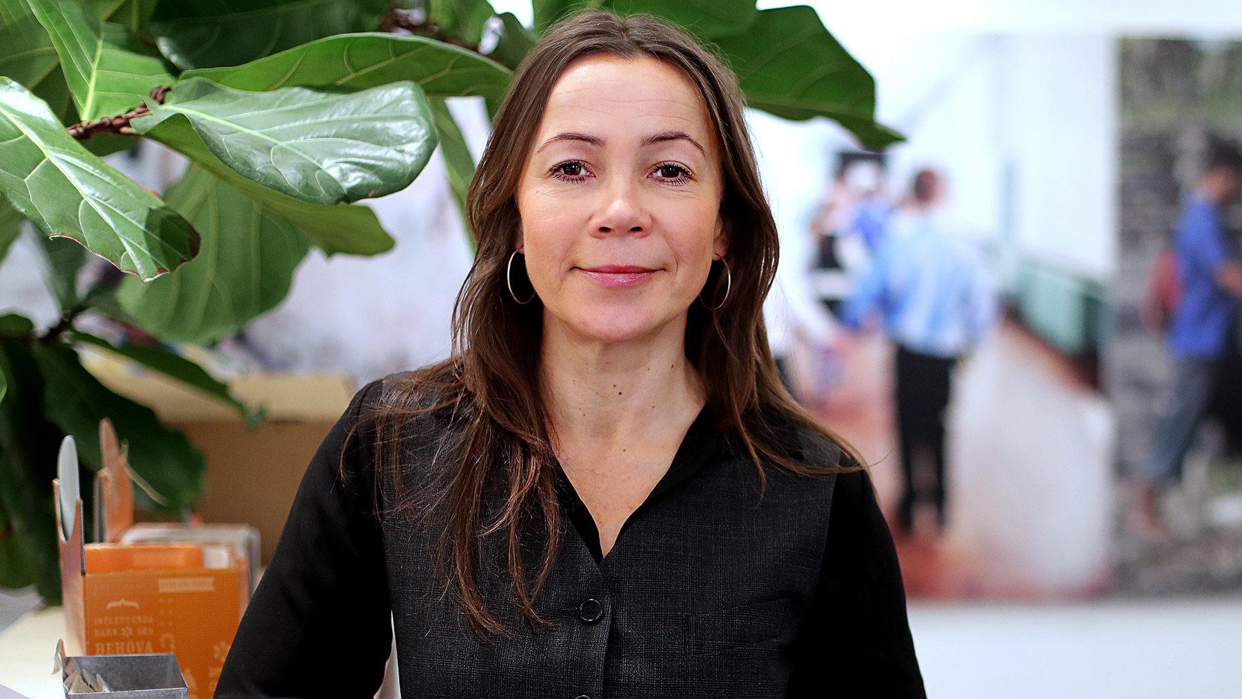 Erika Svensson är fristående expert inom hållbarhetsarbete.