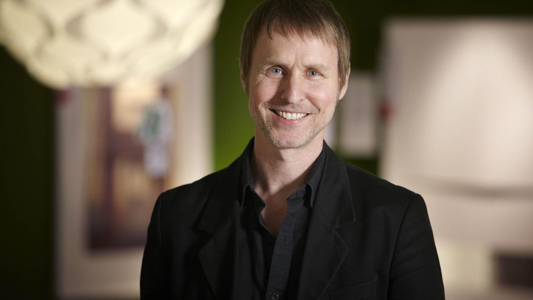 Jonas Carlehed, IKEA:s hållbarhetschef.