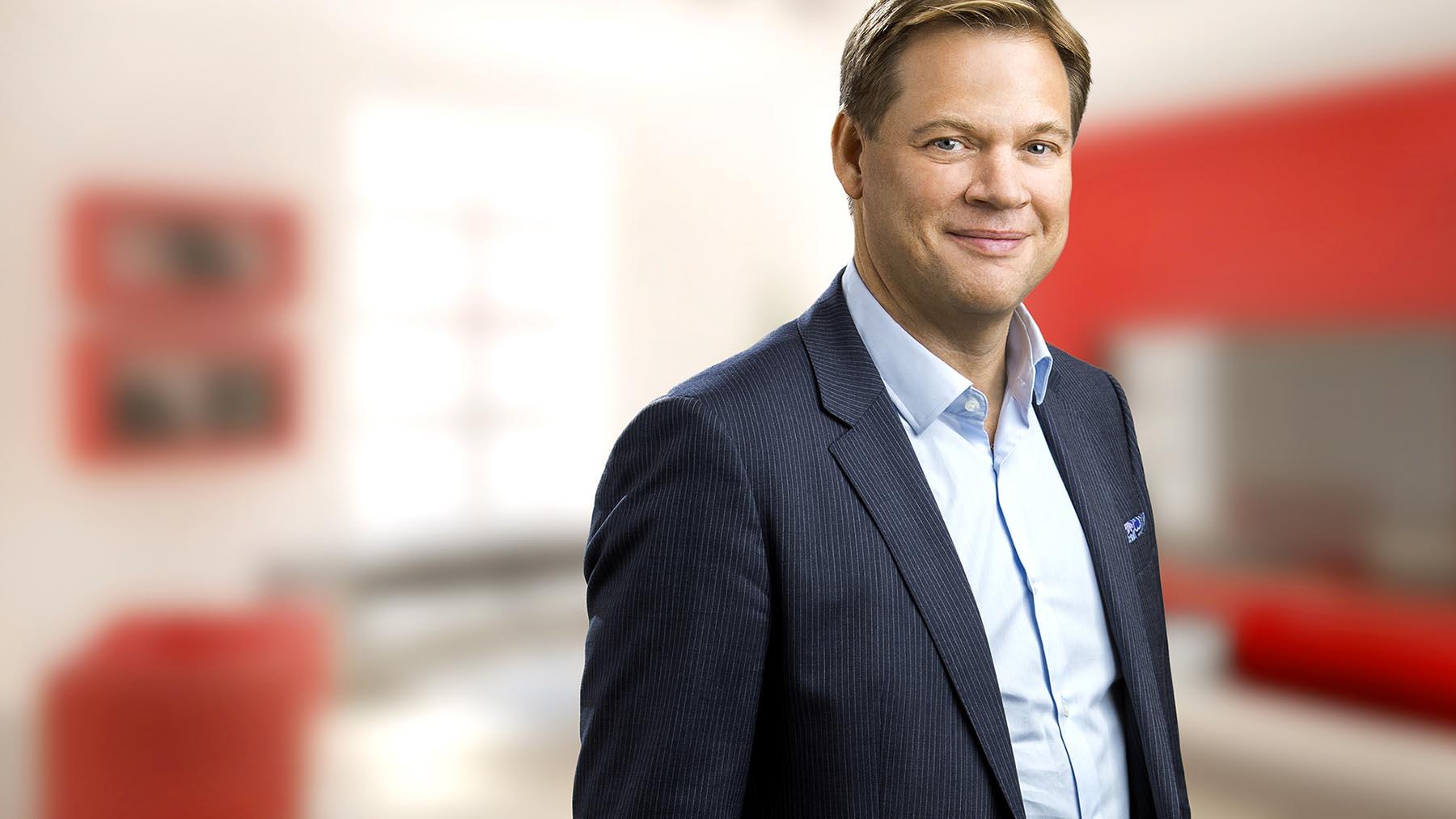 Anders Svensson är vd på ICA.
