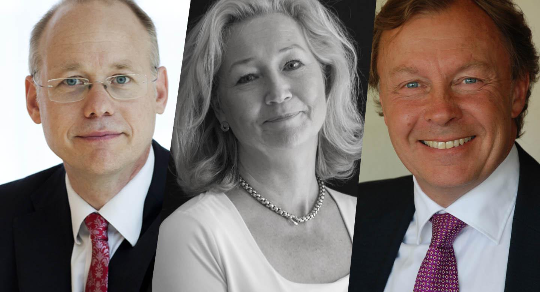 Carl Svernlöv, Marie-Louise Kjellström & Peter Malmqvist
