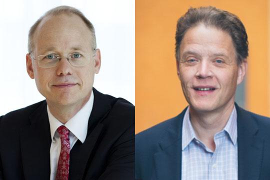 Carl Svernlöv & Magnus Bild