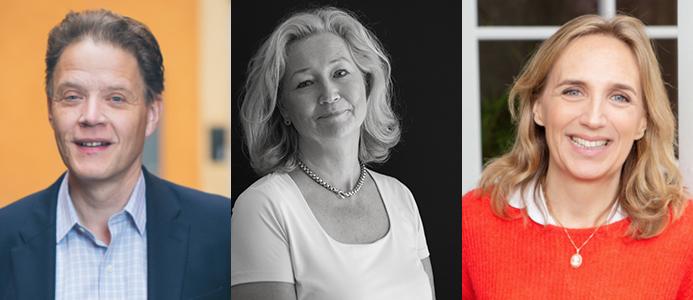 Magnus Bild, Marie-Louise Kjellström och Cecilia Tunberger