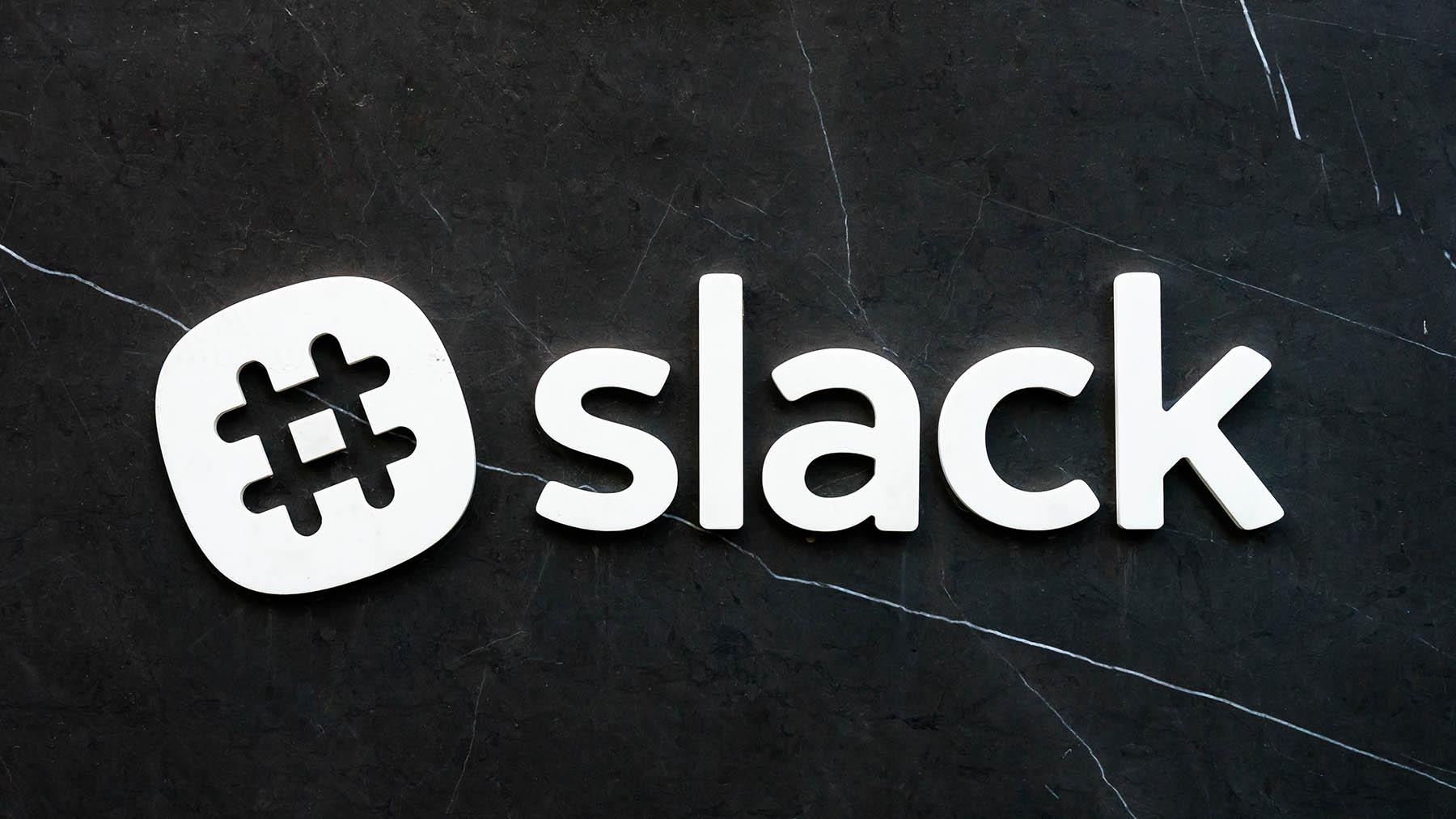 Slacks logotyp