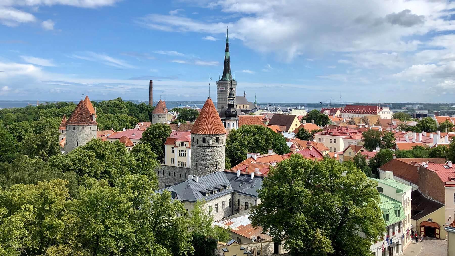 Estland har länge legat i framkant inom digitalisering.